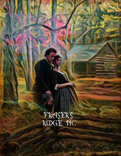 Fraser's Ridge\Jamie and Claire by Sassenach616
