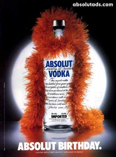 Absolut Birthday