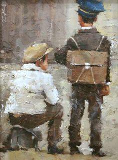 andre kohn painting - Recherche Google