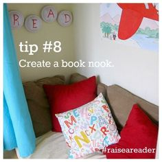 Click to learn more ways to raise a rock star reader!