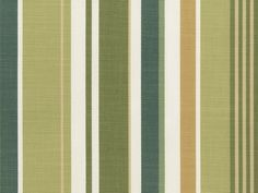 Perennials Fabrics Camp Wannagetaway: Boathouse Stripe - Herb Garden