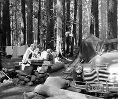 """""""a short history of camping in America."""""""