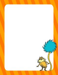 No time to talk ---- just wanted to post up some free Dr. Seuss line papers.  Grab all 6 pages for FREE.                                    ...