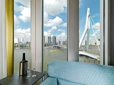 Lifestyle hotel nhow Rotterdam (NH Hoteles), The Netherlands.