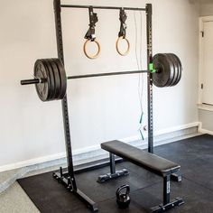 The Ultimate Garage Gym Package