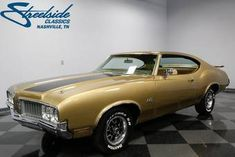 1970 Oldsmobile Cutlass 442 Tribute