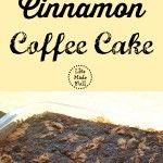 You searched for grain free cinnamon coffee cake - Life Made Full
