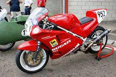 Ducati 851S.