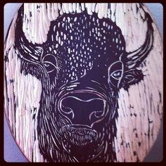 Hannah Burgoyne Buffalo Spirit