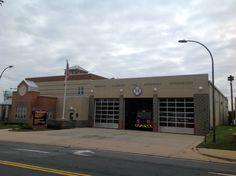 Montgomery County Station 13, Engine 713, Engine 713B, Brush 713, Medic 713 and Ambulance 713. Damascus, MD.