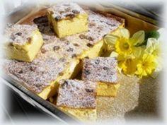 Hungarian Desserts, Hungarian Recipes, Diabetic Recipes, Diet Recipes, Dessert Bars, Dessert Recipes, Cakes And More, Cornbread, Banana Bread