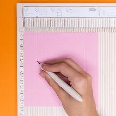 Tablica do bigowania z trymerem - Martha Stewart 42-05021 trymer