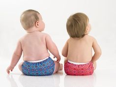 So you've decided that cloth diapers are the way to go – good for you! You've narrowed it down to the right cloth diaper system and the right materials. You know which features matter, which you can skip altogether and how you're going to clean and maintain those diapers. But wait! Have you