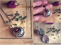 The Vampire Diaries Jewelry Elena Gilbert by LAcchiappasogni
