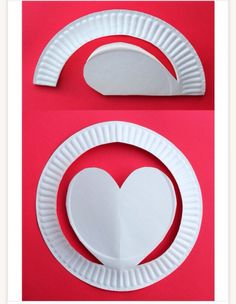 Paper Plate Crowns- So Easy