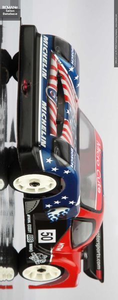 SA088_Micro Cute Belt Driven Q2 1/18 EP RC 4WD Racing Car, Length: 262mm,Width: 120mm,Height: 71mm, Wheel base: 155mm - DIY USA Flag Bodyworks by: RCMANe CY Ning Micro Rc, Belt Drive, Usa Flag, Home Appliances, Racing, Base, Diy, Domestic Appliances, Build Your Own