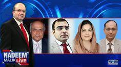 Panama Papers Ki Tehqeeq Ke Bad Tasoraat | Nadeem Malik Live | SAMAA TV ...