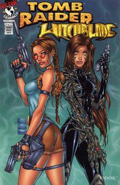 Tomb Raider & Witchblade