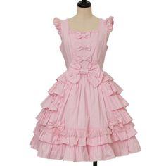 ♡ Angelic pretty ♡ Fantasy princess jumper skirt http://www.wunderwelt.jp/products/detail13393.html ☆ ·.. · ° ☆ How to order ☆ ·.. · ° ☆ http://www.wunderwelt.jp/user_data/shoppingguide-eng ☆ ·.. · ☆ Japanese Vintage Lolita clothing shop Wunderwelt ☆ ·.. · ☆