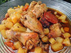 La cuisine en amateur de Maryline: Poulet chorizo papillote aux épices