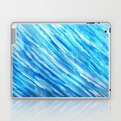 They Call It the Blues Laptop & iPad Skin by Rosie Brown - $25.00
