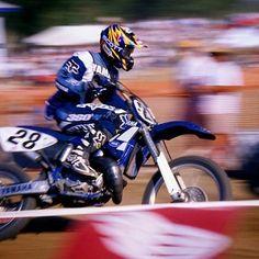 Damon Bradshaw 1996 Ktm Dirt Bikes, Mx Bikes, Mx Racing, Dirt Bike Racing, Yamaha Motocross, Beast From The East, Dirtbikes, Damon, Motorbikes