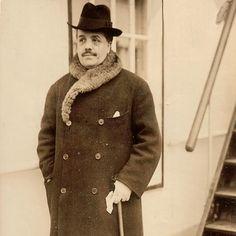 Сергей Дягилев. 1916
