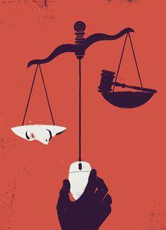 Illustration 2 - Sebastien Thibault #15m #democraciareal #wikileaks