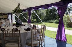 Marquee Gallery - Weddings at Timsbury Manor - Marquee by Southern Marquees Ltd; http://www.southernmarquees.co.uk/