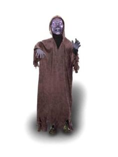 standing male zombie halloween decorations costumes at frightcatalogcom - Fright Catalog Halloween Decorations