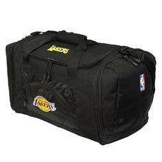 Los Angeles Lakers NBA Roadblock Duffle Bag