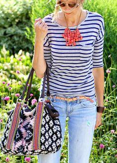 Flower Patch Farmgirl: Secondhand Wardrobe Challenge