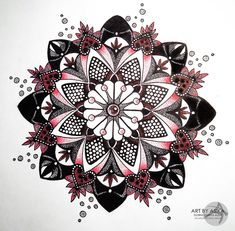 mandala tattoo color - Google Search