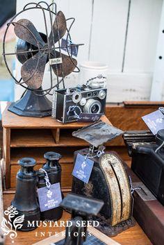 Antic&Chic. Decoración Vintage y Eco Chic: [Negocios bonitos] Las ventas efímeras en mercados y ferias