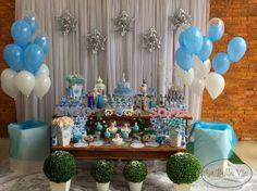 La Belle Vie Eventos: Frozen - aventura congelante na festa do Enzo e da Sofia