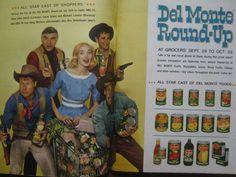 1960 TV Guide (JOHN  SMITH/LARAMIE/MARIANNA  HILL/RICHARD  DENNING/ROGER  MOORE)