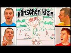 Hänschen klein (A Cappella) - German children's folk song - Kinderlied / Volkslied - YouTube