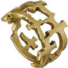 #Max & Chloe              #ring                     #Overlapping #Cross #Ring #Chloe                    LMD Overlapping Cross Ring - Max and Chloe                                    http://www.seapai.com/product.aspx?PID=1013223