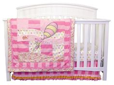 Pink Baby Bedding - Perfect for Baby Girl
