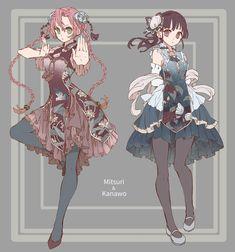 Read Kimetsu No Yaiba / Demon slayer full Manga chapters in English online! Anime Angel, Anime Demon, Manga Girl, Anime Art Girl, Demon Slayer, Slayer Anime, Anime Dress, Demon Hunter, Estilo Anime