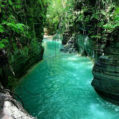 Kanlaob River, Alegria, Cebu, Philippinen — Foto von — – Cupcake – LessBo – Join the world of pin Voyage Philippines, Les Philippines, Philippines Travel, Vacation Places, Dream Vacations, Vacation Spots, Beach Vacations, Italy Vacation, Beach Hotels