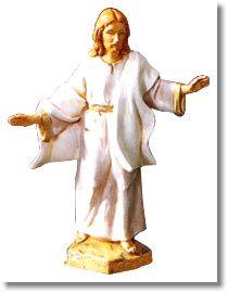 5 Inch Scale The Risen Christ  Fontanini