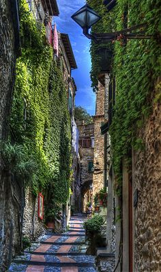 Imperia - Liguria - Italy can I loose myself here?