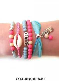 Fabulous De 20 beste afbeelding van DIY: Ibiza armbandjes - Bracelets, DIY &DZ55