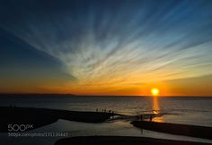 Sunrise and Clouds 2 by vhgoymen. Please Like http://fb.me/go4photos and Follow @go4fotos Thank You. :-)