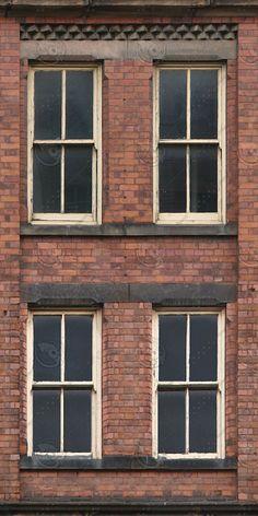 Texture jpg facade brick building