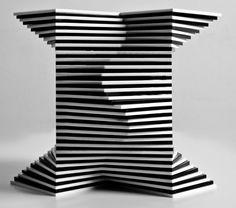 Sculpture Luisa Russo Mangiarotti Panton Memphis Branzi Sottsass Yaacov Agam  