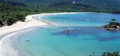 Praia dos Castelhanos, Ilhabela - SP