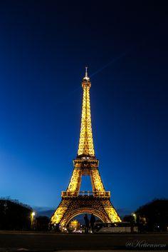 ITAP Of the Eiffel tower at night http://ift.tt/2gybXxi