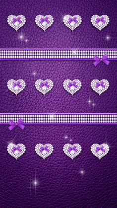 Cell phone Wallpaper / Background re-sizeable for all cells phones. Wallpaper 2016, Bling Wallpaper, Purple Wallpaper, Purple Backgrounds, Wallpaper Backgrounds, Phone Backgrounds, Hello Kitty Iphone Wallpaper, Heart Iphone Wallpaper, Cellphone Wallpaper